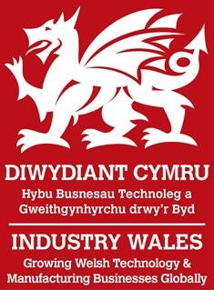 Industry Wales Logo