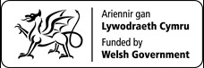 Funded by Welsh Goverment Logo